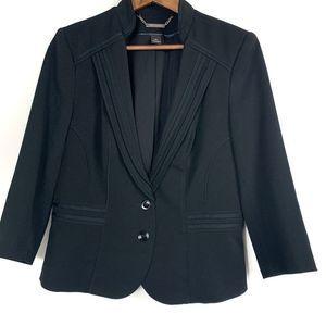 White House Black Market Blazer Career Wear sz 10